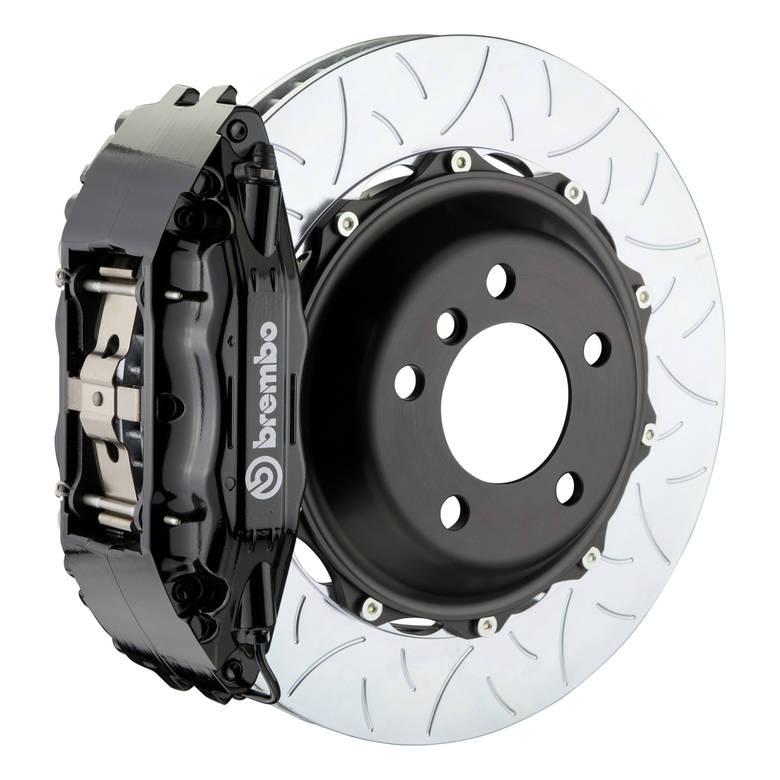brakes Brembo GT Type 3 Front Big Brake Kit Black 355mm x 32mm 2-Piece 4-Piston 1B3.8024A1