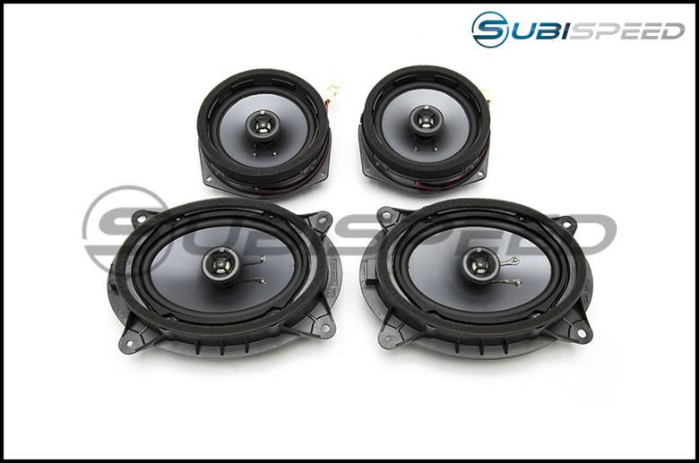 audio Subaru OEM Kicker Speaker Upgrade subaru-audio-5