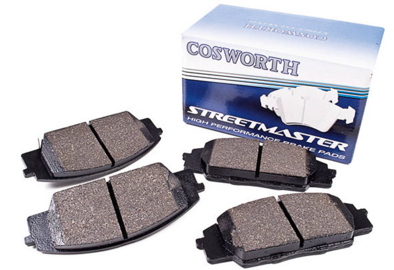 brakes Cosworth Streetmaster R90 Fast Road Brake Pads (Front / Rear) CFS3004 / CFS3008