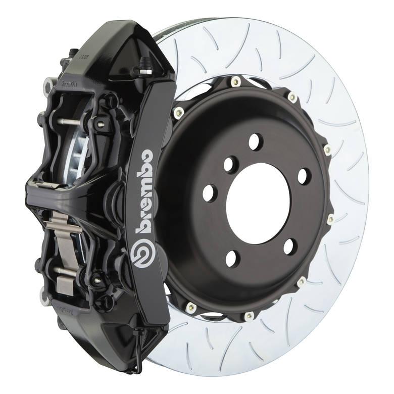 brakes Brembo GT Type 3 Front Big Brake Kit Black 355mm x 32mm 2-Piece 6-Piston 1M3.8030A1